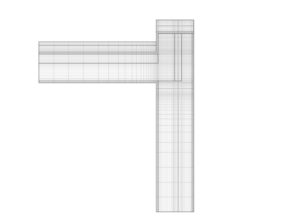 Trisco2D Meshing and calculation solver